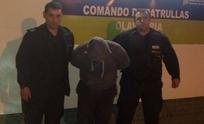 Los atraparon robando y se enfrentaron con la policía