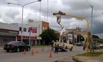 Licitaron la instalación de ocho semáforos