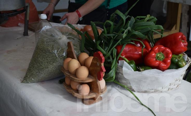 Con sol y gran convocatoria pasó el Festival de la Empanada Sierrabayense
