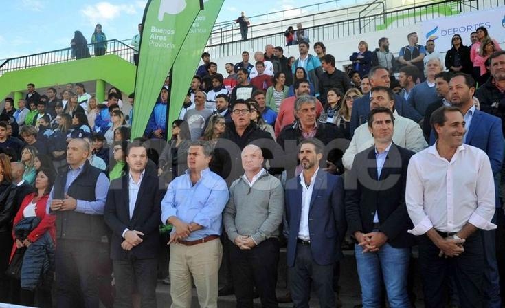 Con pruebas y nuevas disciplinas se lanzaron los Juegos Bonaerenses