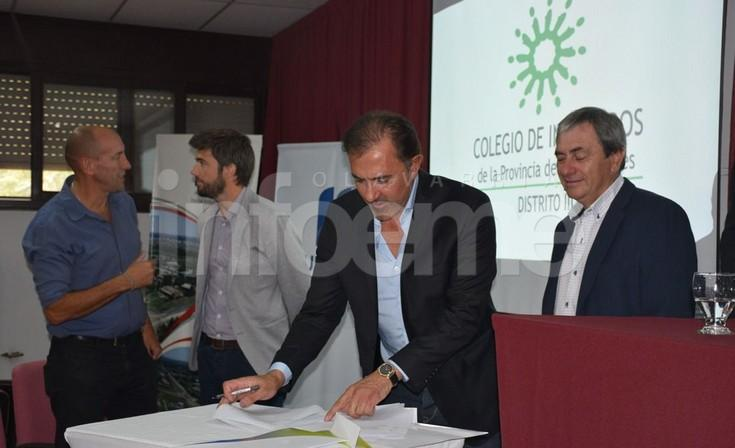 Siete instituciones unidas en el lanzamiento del Polo de Energías Renovables