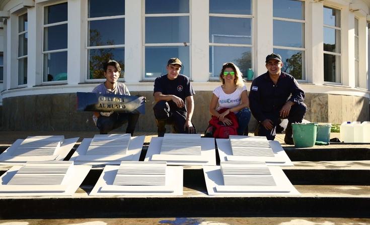 Renovarán las escalinatas de la Casa del Bicentenario