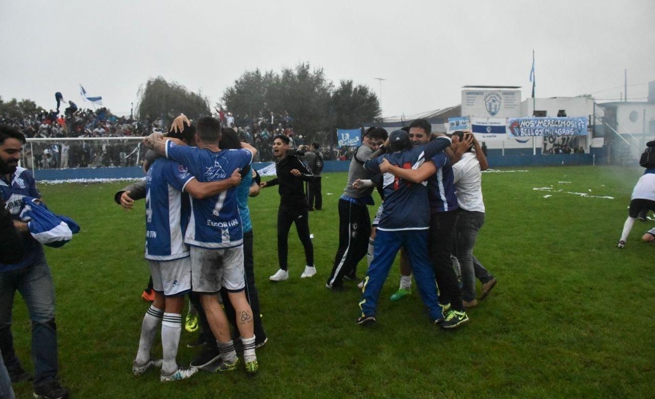 Empate y festejo en la Urquiza: El Fortín es el nuevo campeón