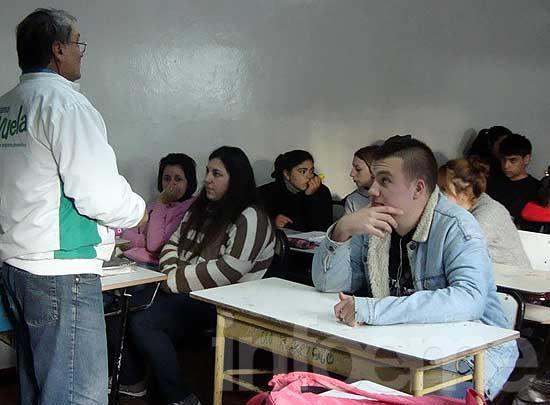 Comenzaron los talleres de prevención y promoción de la salud