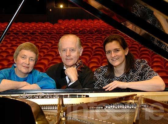 El Trio Verdehr abre el ciclo 2014 del Mozarteum
