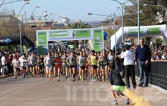 Con más de 500 participantes se corrió la Vuelta al Municipio
