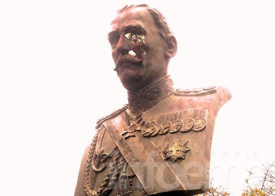 "Historia del ""polémico"" monumento a José Félix Uriburu"