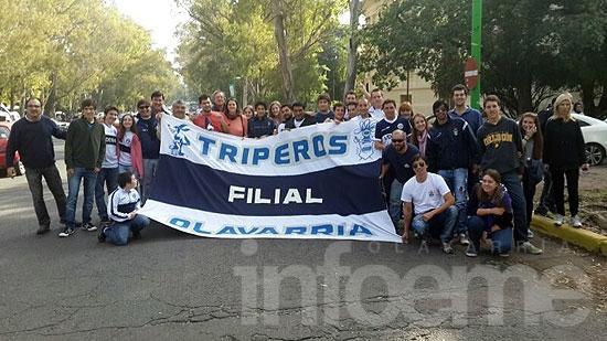 La filial tripera presente en La Plata