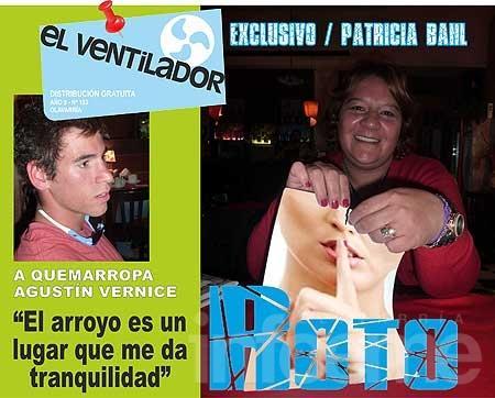 Patricia Bahl, demoledora