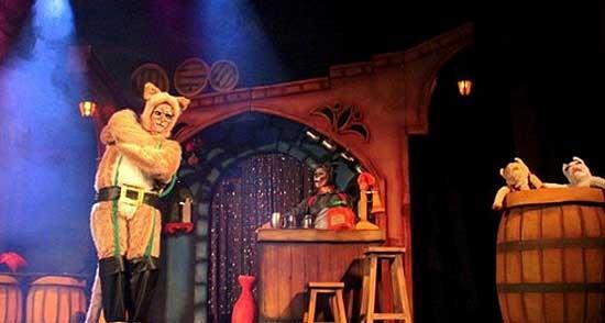"""""""El Gato con Botas"""" llega a la ciudad con una divertida obra para toda la familia"""