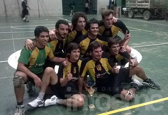 Mariano Moreno amarillo se impuso en el Torneo Aniversario