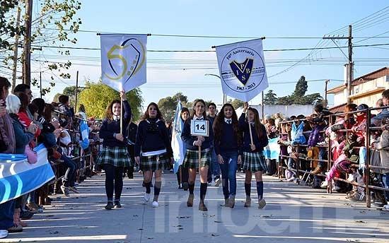 El desfile del 25 de Mayo será en Loma Negra