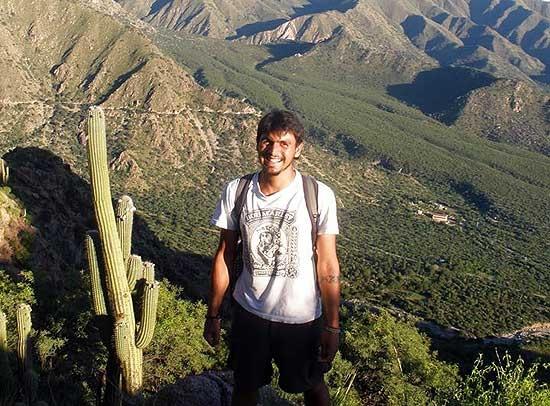 Impulsan la búsqueda de joven mochilero que estaba en Bolivia