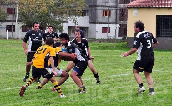 Rugby: triunfos de Estudiantes y Ferro