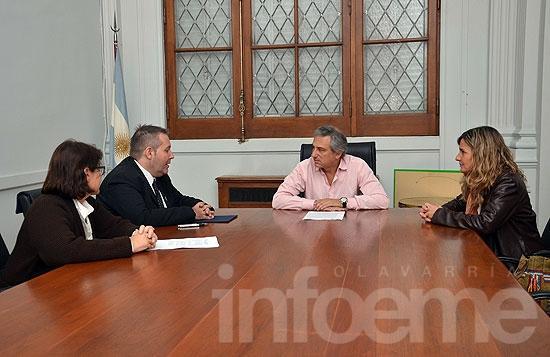 Municipio firmó un convenio con el INTI