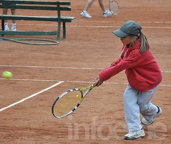 Clases gratuitas de tenis