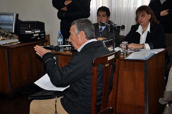 Con dos testigos, continuó el juicio por el caso Nardín
