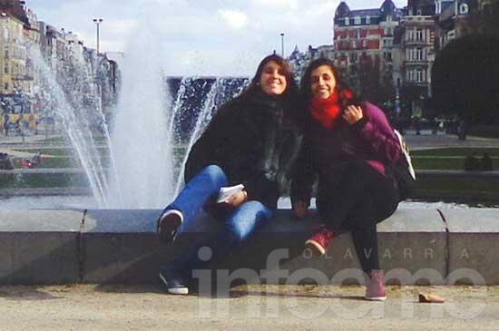 Estudiantes de la Facultad de Ingeniería viajaron a Francia para reforzar su aprendizaje
