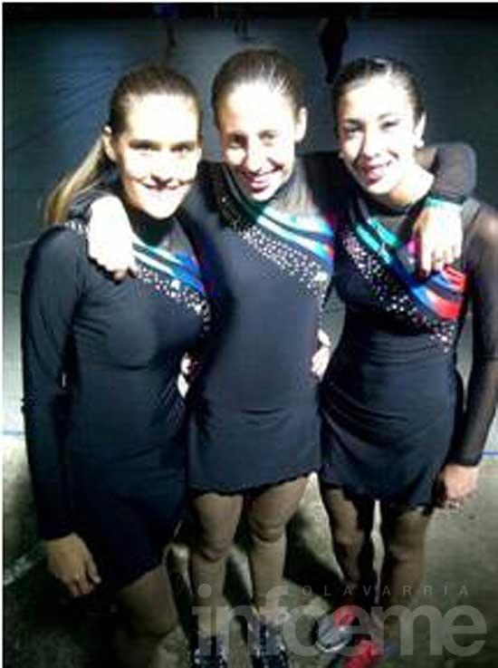 Tres chicas de Boca viajarán a Mendoza