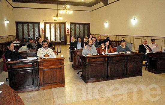 El Concejo Deliberante sesionará en Sierras Bayas