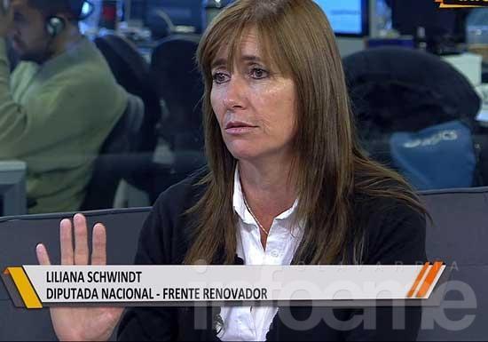 Liliana Schwindt se opone a un nuevo feriado para el 2015