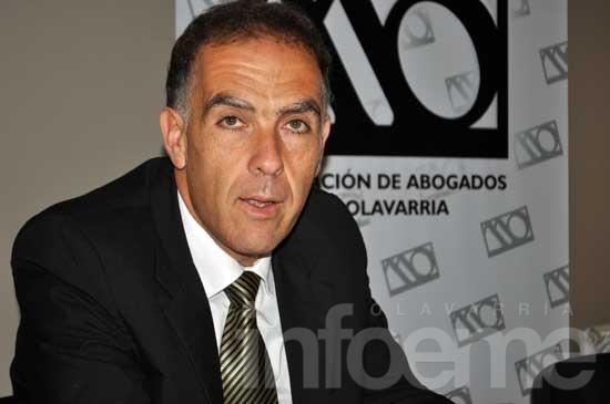 Sergio Volante es el nuevo presidente del Colegio de Abogados de Azul