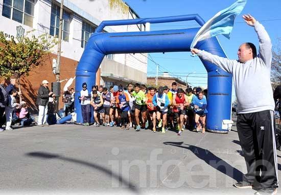 Vera se impuso en la maratón de Pueblo Nuevo