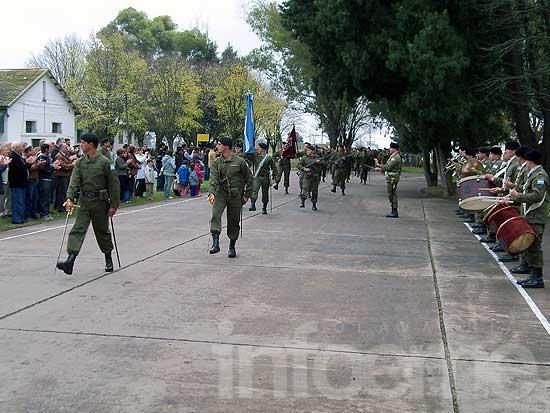 El Ejército Argentino celebra 204 años de creación