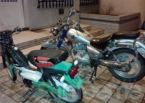 Secuestran autos y motos en operativos