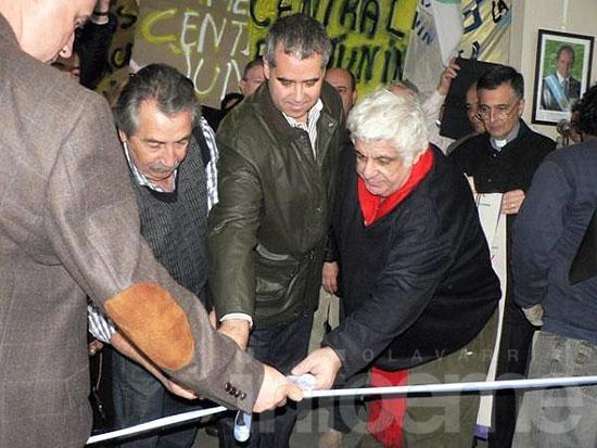 Samid inauguró sucursal del Mercado Central en Bragado