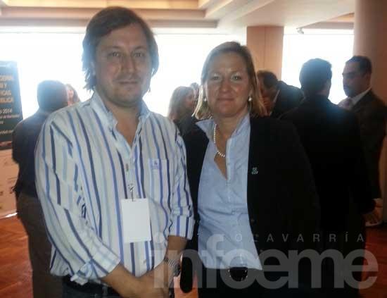 Guillermo Santellán participó en el Congreso Internacional sobre Seguridad Pública