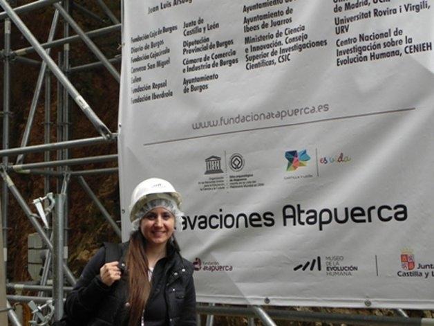Investigadora de la Facultad de Sociales en España