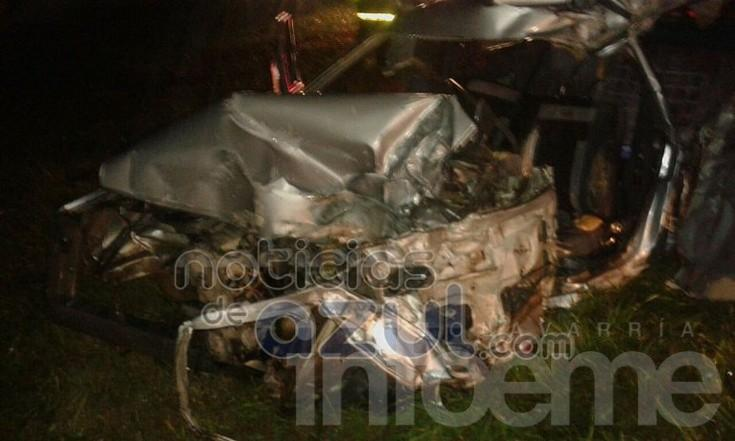 Accidente fatal en Ruta 3: camionero olavarriense involucrado