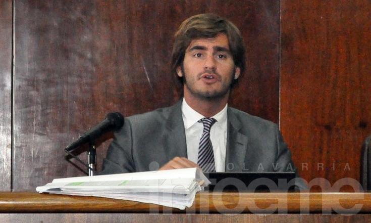 """""""El juicio por jurados no traerá beneficios"""" reafirmó tras la polémica Pagliere (H)"""