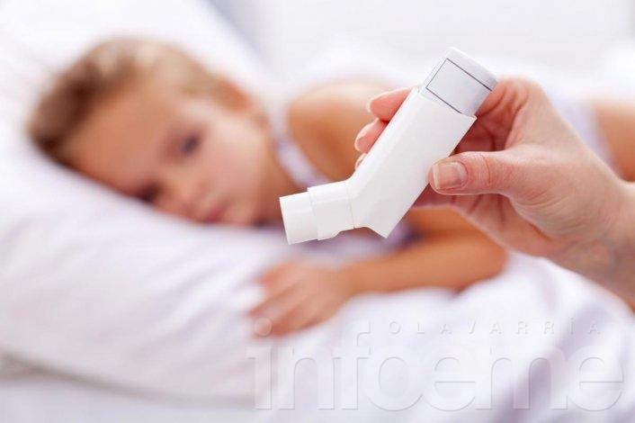 150 millones de personas en el mundo tienen Asma