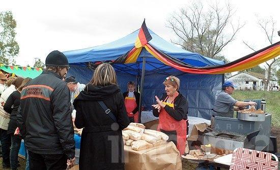 Colonia Nievas celebra la Fiesta de la Kerb  este domingo