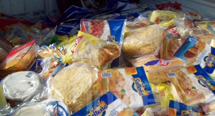 Bromatología decomisó 127 kilos de mercadería en un supermercado chino