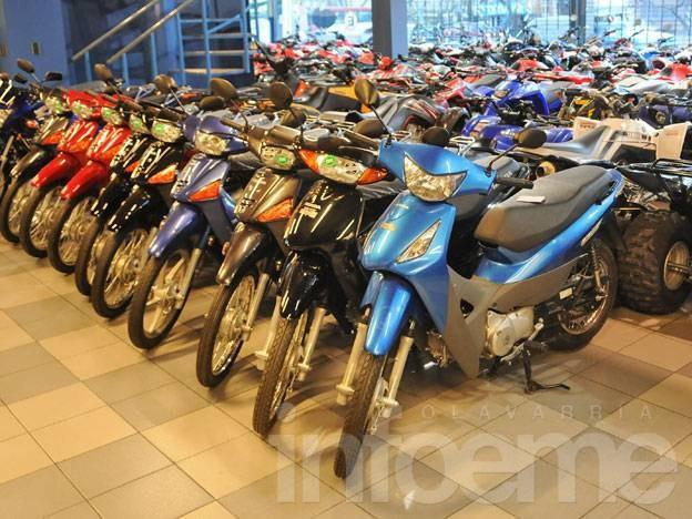 El mercado de motos acumuló una caída de 16,2% en el cuatrimestre
