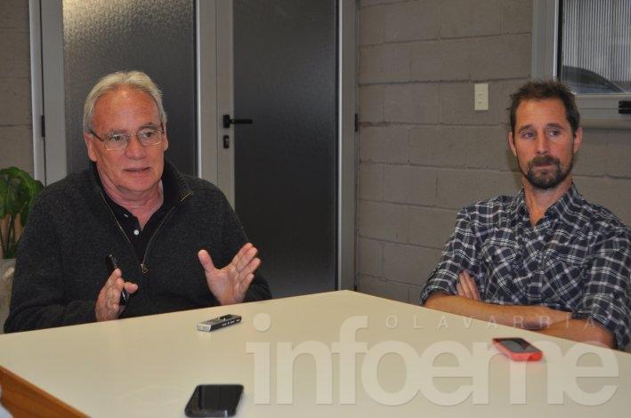 Carlos Gil anunció su precandidatura a Intendente por el Frente de Izquierda