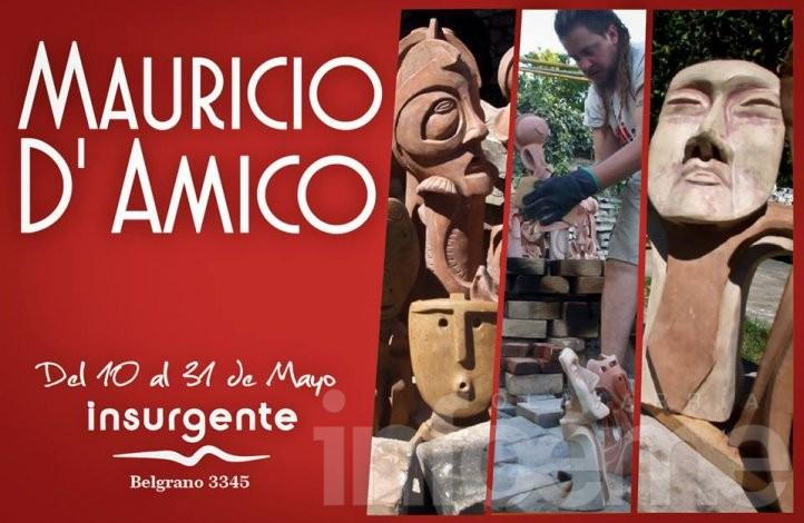 """""""Latino Diablo"""" de D`Amico en Insurgente este domingo"""