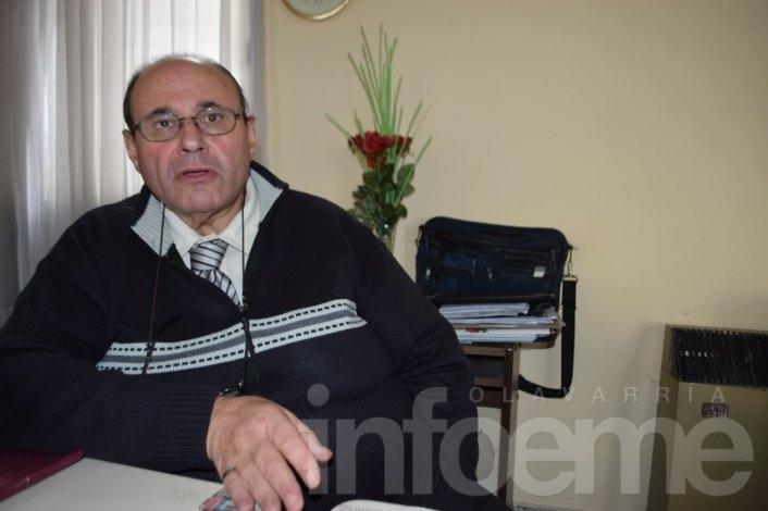 """José Nasello: """"toda la ciudad tiene que saber lo que les pasa a sus jubilados"""""""