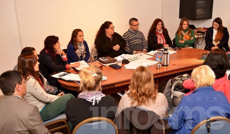 Se reunió la Mesa Local contra la Violencia Familiar y de Género