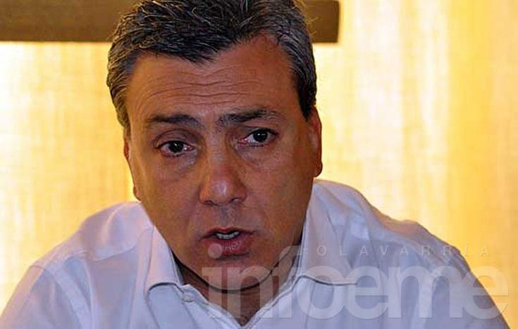 Sergio Levin volverá a Olavarría por más charlas