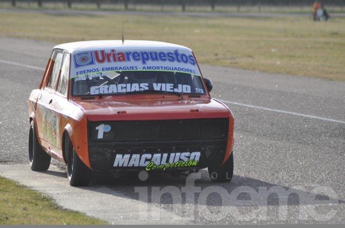 """Melian y Del Giorgio los más veloces en """"La Bota"""""""