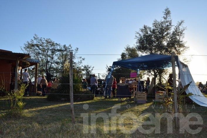 Más imágenes de la Fiesta de la Kerb en Colonia Nievas