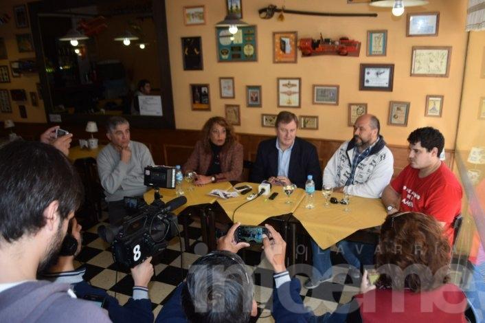 "Presentaron la Mesa ""Margarita Stolbizer Presidenta"""