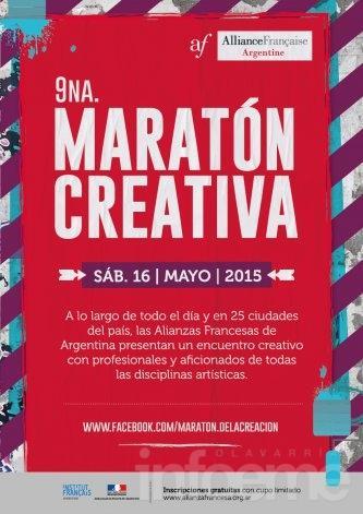 Maratón Creativa en la Alianza Francesa
