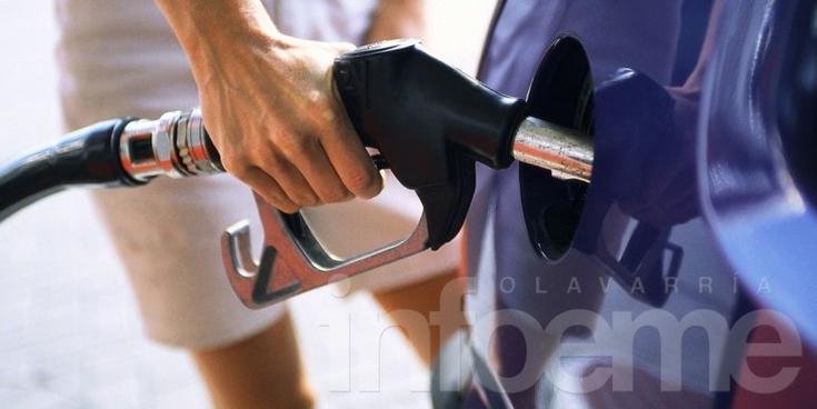Aumentó por cuarta vez el combustible