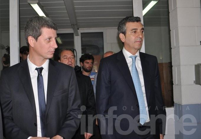 """Bagú aseguró que Randazzo no se baja """"Es un candidato muy competitivo"""""""