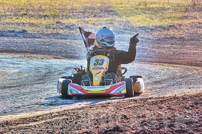 Las fotos y el campeonato del Karting